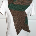 Army Scarf (Wrapped)