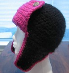Da Bomb, or How to Make the Bomber Hat Pattern work with Bulky Yarn